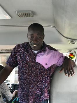 Awuku - our tour guide