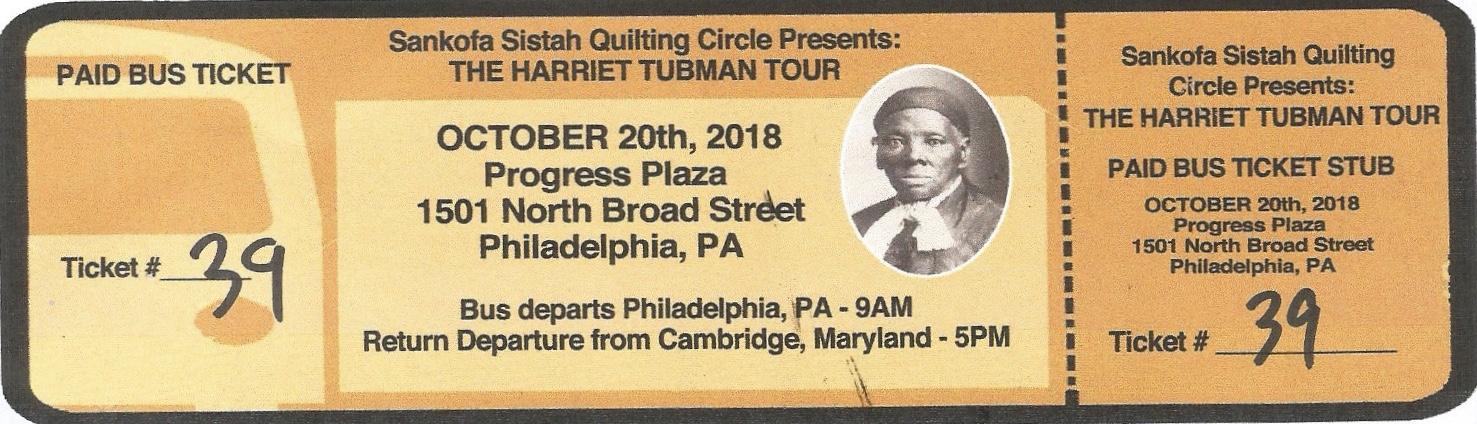 harriet tubman tour