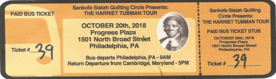 harriet tubman tour